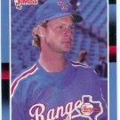 1988 Donruss #224 Steve  Buechele