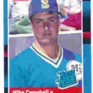 1988 Donruss #30 Mike Campbell RR RC