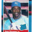 1988 Donruss #44 Gary Thurman RR RC