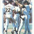 1988 Topps #261 Giants ( Baseball Cards )