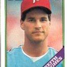 1988 Topps #781 Keith Hughes ( Baseball Cards )