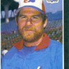 1989 Donruss #216 Bryn Smith - Montreal Expos (Baseball Cards)
