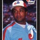 1989 Donruss #220 Hubie Brooks - Montreal Expos (Baseball Cards)