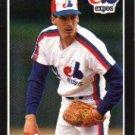 1989 Donruss #274 Tim Burke - Montreal Expos (Baseball Cards)