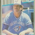 1989 Fleer #237 Rick Leach