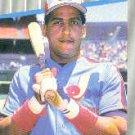 1989 Fleer #376 Andres Galarraga ( Baseball Cards )