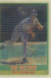 1989 Sportflics 121 Tim Belcher