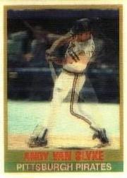 1989 Sportflics 166 Andy Van Slyke