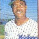 1989 Topps #792 Rafael Santana