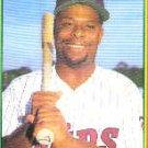 1990 Bowman #419 Al Newman