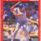 1990 Donruss #165 Fred Manrique