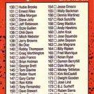 1990 Donruss #200A Checklist 130-231