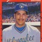 1990 Donruss #640 Jaime Navarro ( Baseball Cards )