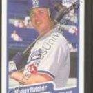 1990 Fleer #398 Mickey Hatcher ( Baseball Cards )