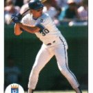 1990 Upper Deck #142 Pat Tabler - Kansas City Royals (Baseball Cards)