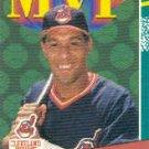 1991 Donruss #391 Candy Maldonado MVP