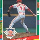 1991 Donruss #439 Jack Armstrong AS