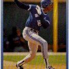 1991 O-Pee-Chee Premier #126 Devon White ( Baseball Cards )