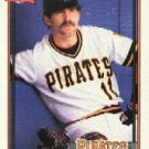 1991 Topps #221 Don Slaught ( Baseball Cards )