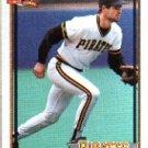 1991 Topps #272 Jeff King