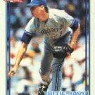 1991 Topps #348 Todd Stottlemyre