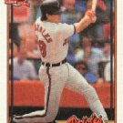 1991 Topps #377 Rene Gonzales ( Baseball Cards )