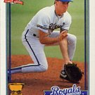 1991 Topps #454 Kevin Appier
