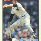 1991 Topps #536 Mike Witt