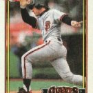 1991 Topps #628 Greg Litton ( Baseball Cards )