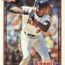 1991 Topps #630 Dave Winfield ( Baseball Cards )