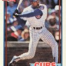 1991 Topps #640 Andre Dawson