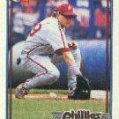 1991 Topps #689 John Kruk