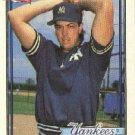 1991 Topps #786 Eric Plunk ( Baseball Cards )