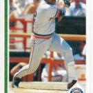 1991 Upper Deck #412 Gary Ward