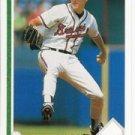 1991 Upper Deck #460 Charlie Leibrandt