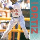 1992 Fleer #215 Junior Ortiz ( Baseball Cards )