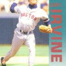 1992 Fleer #41 Daryl Irvine ( Baseball Cards )