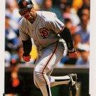 1993 Topps #466 Mike Felder