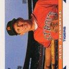 1993 Topps #660 Alan Trammell