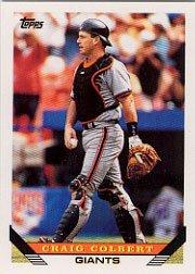1993 Topps #91 Craig Colbert