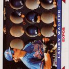 1993 Topps #95 Larry Walker ( Baseball Cards )