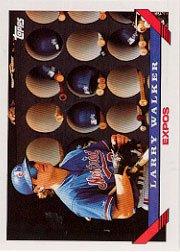 1993 Topps #95 Larry Walker ( Baseball Cards )