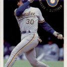 1994 Fleer #183 Matt Mieske ( Baseball Cards )