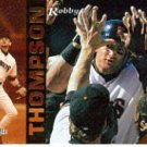 1994 Select #240 Robby Thompson ( Baseball Cards )