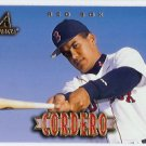 1997 New Pinnacle #106 Wil Cordero