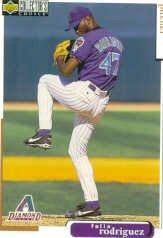 1998 Collector's Choice #296 Felix Rodriguez