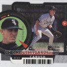 1998 UD3 Die Cuts #3 Mike Caruso FF