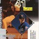 1999 Upper Deck #252 Trevor Hoffman SH CL
