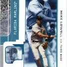 2001 Fleer Game Time #12 Mike Lowell