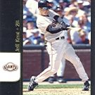 2002 Fleer Maximum #187 Jeff Kent